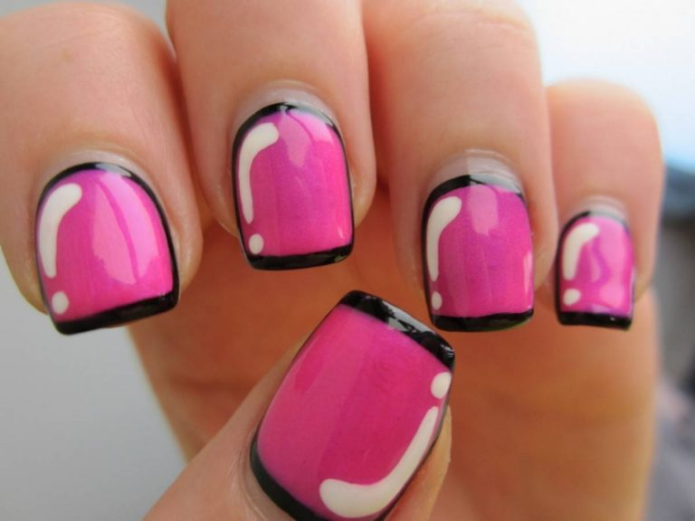 85 Hottest Pink Nail Designs Trending Right Now