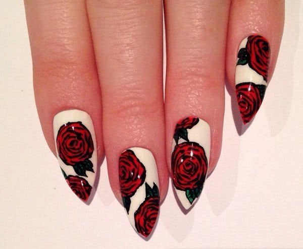stiletto nail designs 27