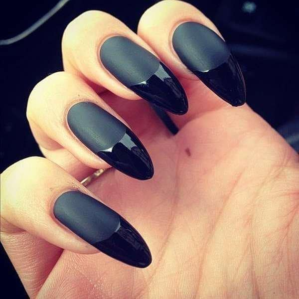 stiletto nail designs 46
