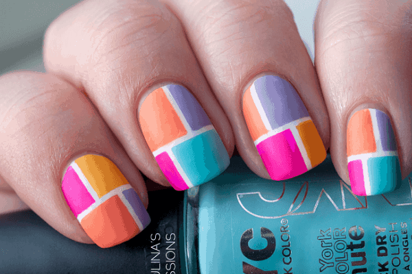 41 Teal Nail Designs You'll Fall In Love With