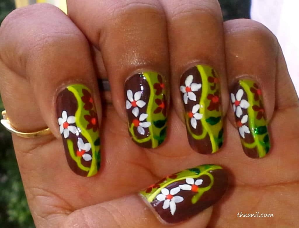tropical nail designs 3