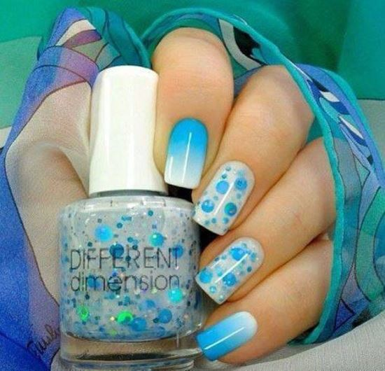 tropical nail designs 9