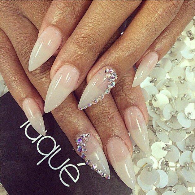 wedding nail designs 16