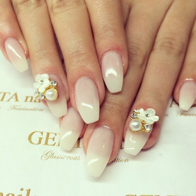 wedding nail designs 19