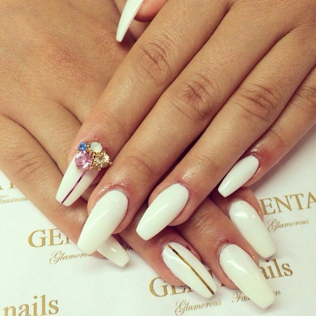wedding nail designs 20