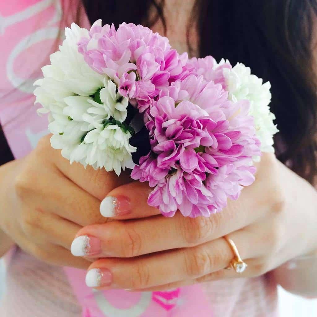 wedding nail designs 22
