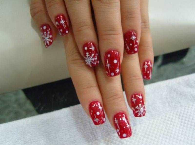 wedding nail designs 25