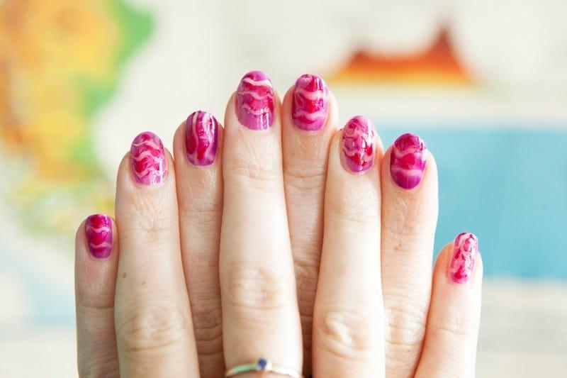 wedding nail designs 27