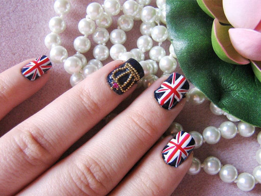 wedding nail designs 29