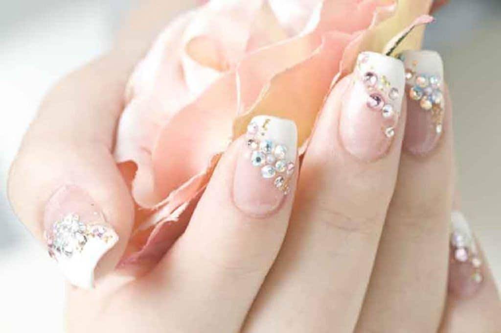 wedding nail designs 30