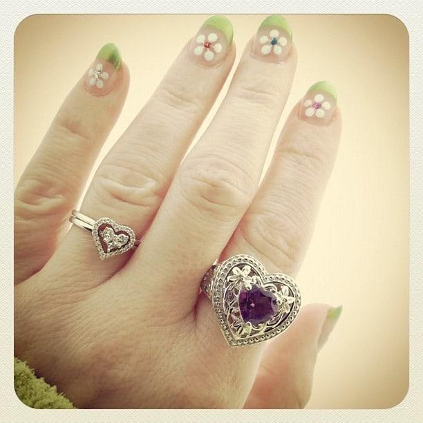 wedding nail designs 32