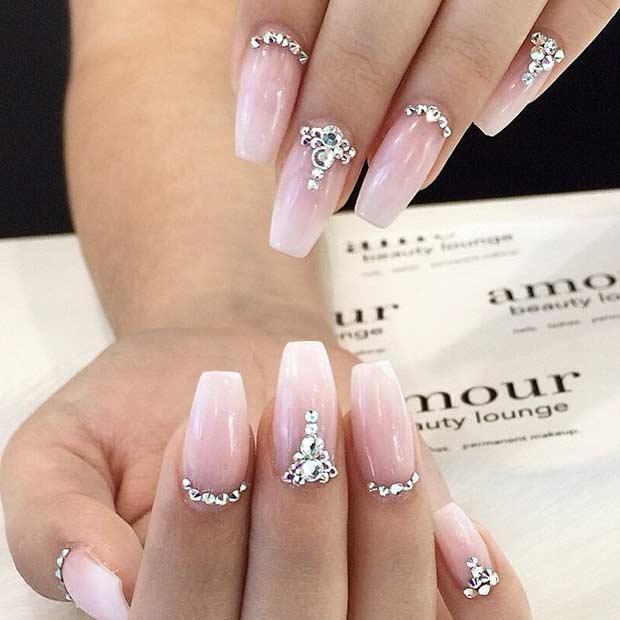 wedding nail designs 6