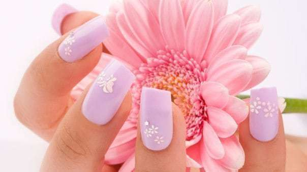 75 Mind-Boggling French Tip Nail Design Ideas