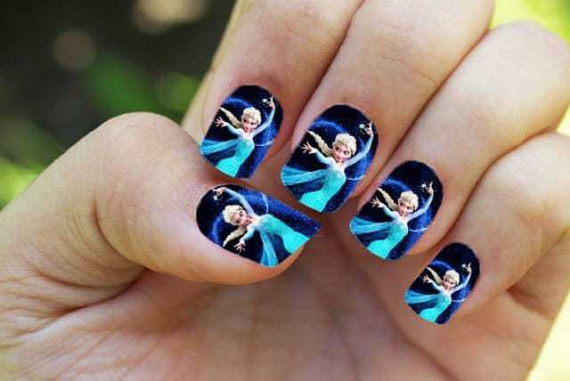 40 Adorable Nail Designs for Kids