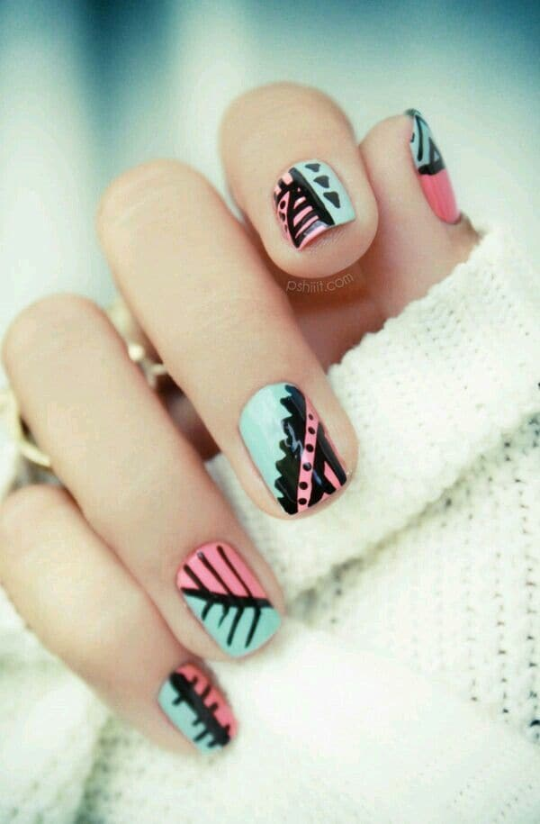 abstract-birthday-nails