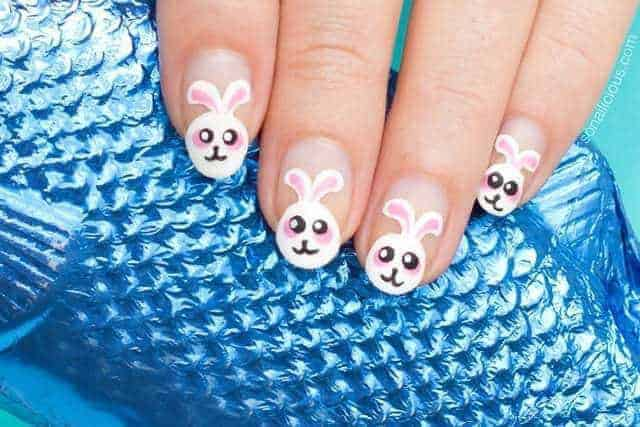 60 Epic Easter Nail Designs to Look Gorgeous