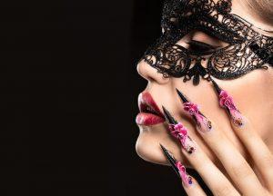 Long Nail Designs
