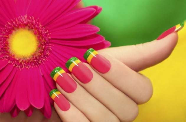 7 Creative Solar Nail Designs For Natural Looking Nails