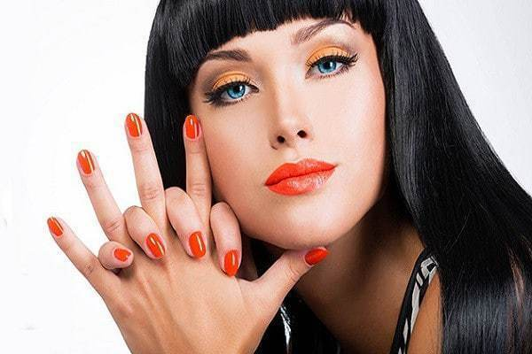 61 Vibrant Orange Nail Designs to Capture All The Attention