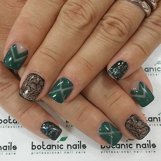 50 Cool And Easy Nail Design Trends To Stand Out Naildesigncode