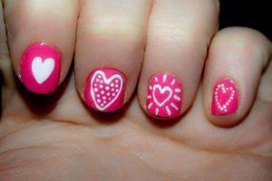 20 cute  easy nail designs for little girls  naildesigncode