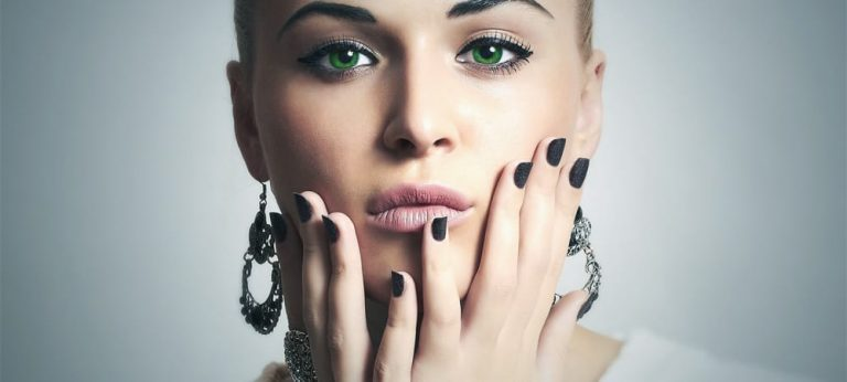 38 Spectacular Shellac Nail Design Ideas