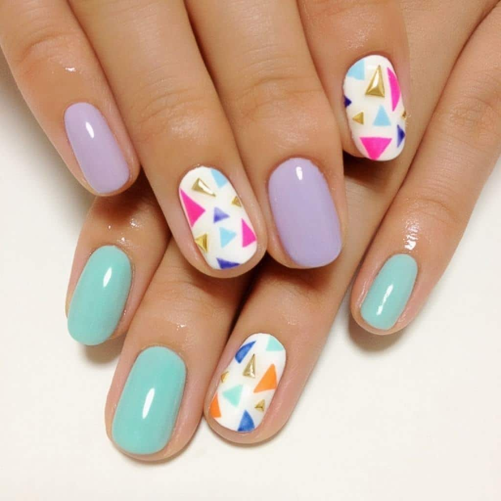 20 Hottest Spring Nail Designs to Celebrate The Season