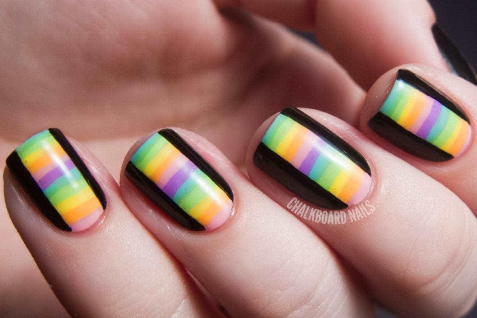 20 Ideal Fall Nail Designs to Rock - NailDesignCode