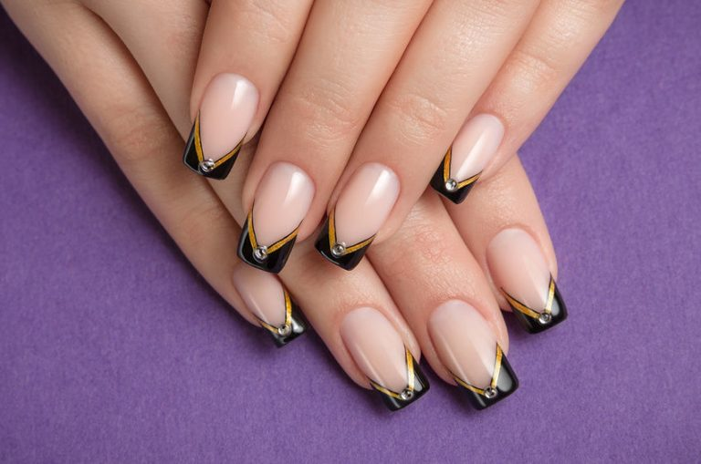 30 Alluring Gel Nail Designs for Every Girl