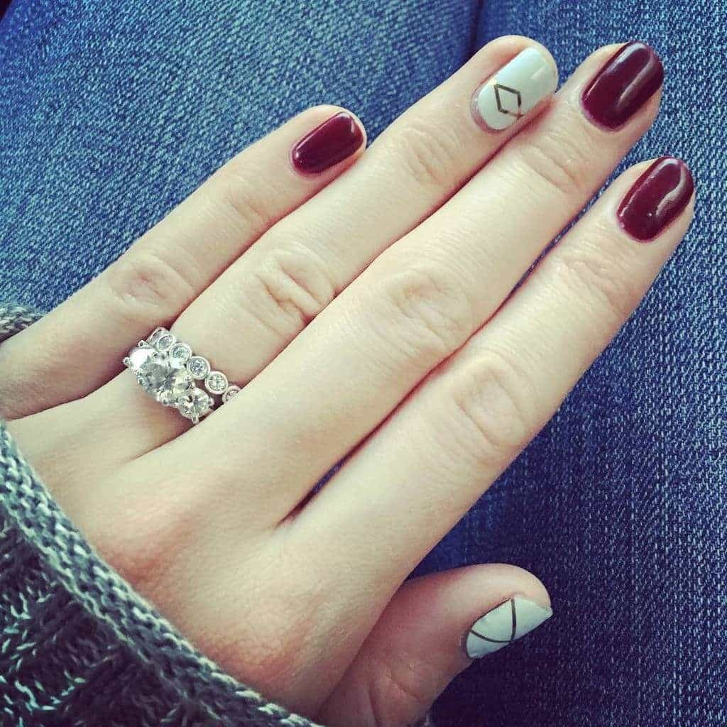 Gel Nail Designs: 20 Alluring Gel Nail Designs For Every Girl