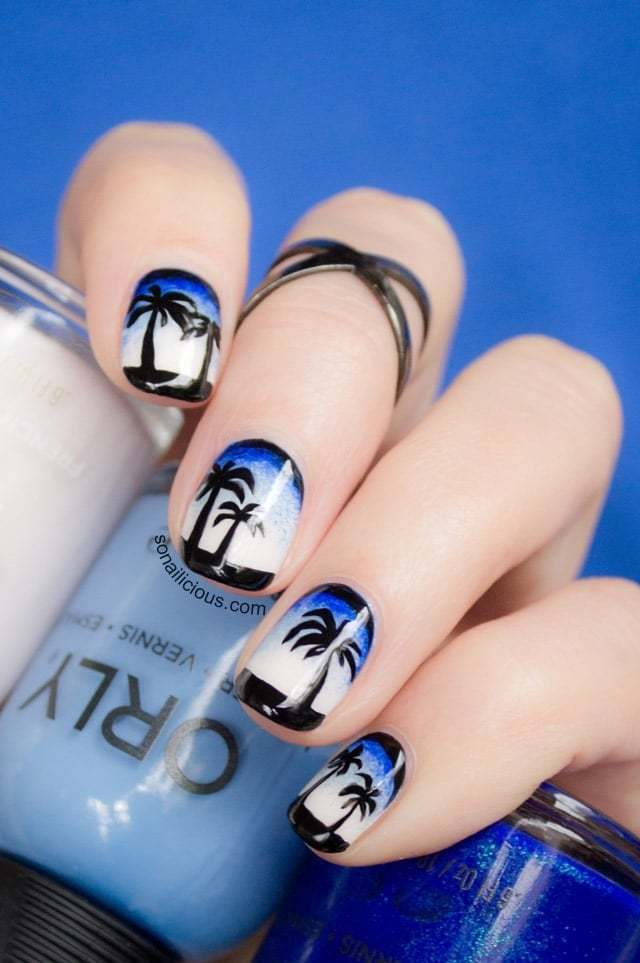 30 Breathtaking Summer Nail Designs to Try