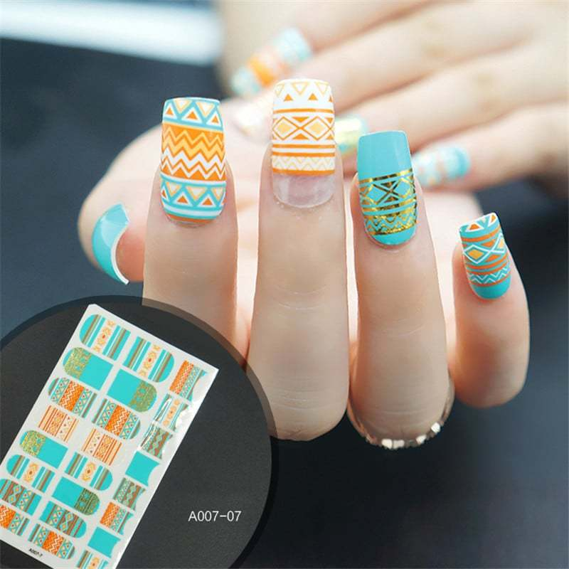 20 Breathtaking Summer Nail Designs to Try – NailDesignCode