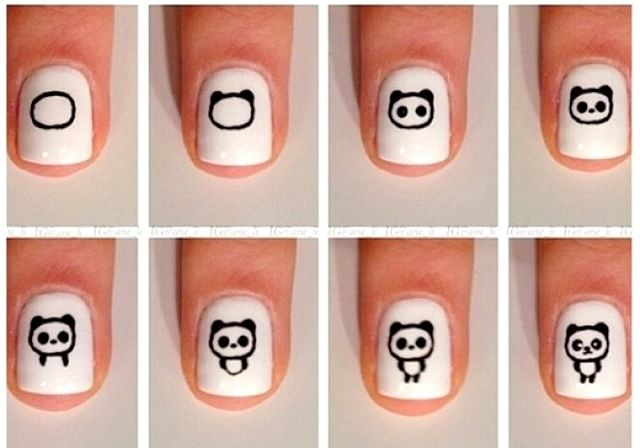 Tutorial for Panda Nails