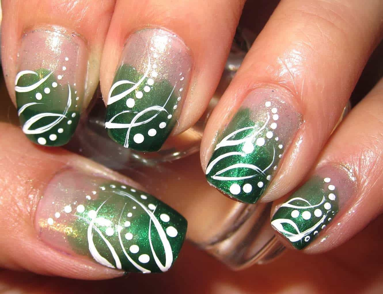 20 Alluring Line Nail Designs To Try Naildesigncode