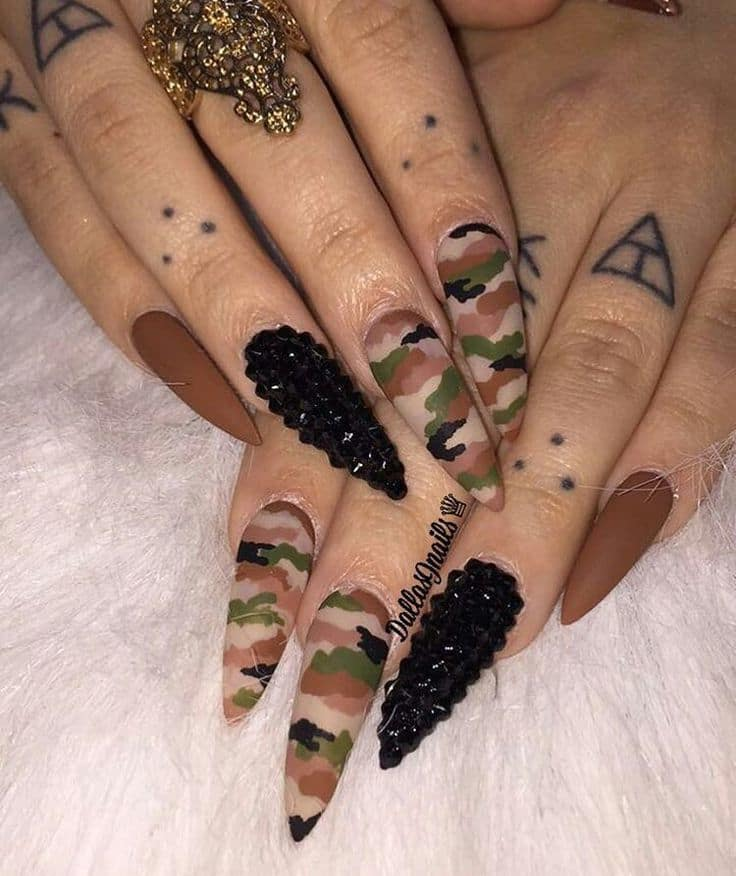 20 Epic Dope Nail Designs For Trendy Women