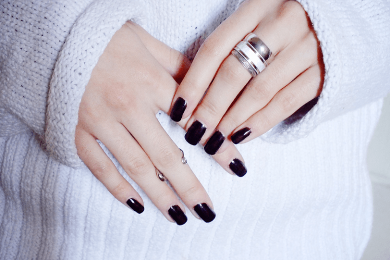 The 50 Most Alluring Burgundy Nail Designs To Try