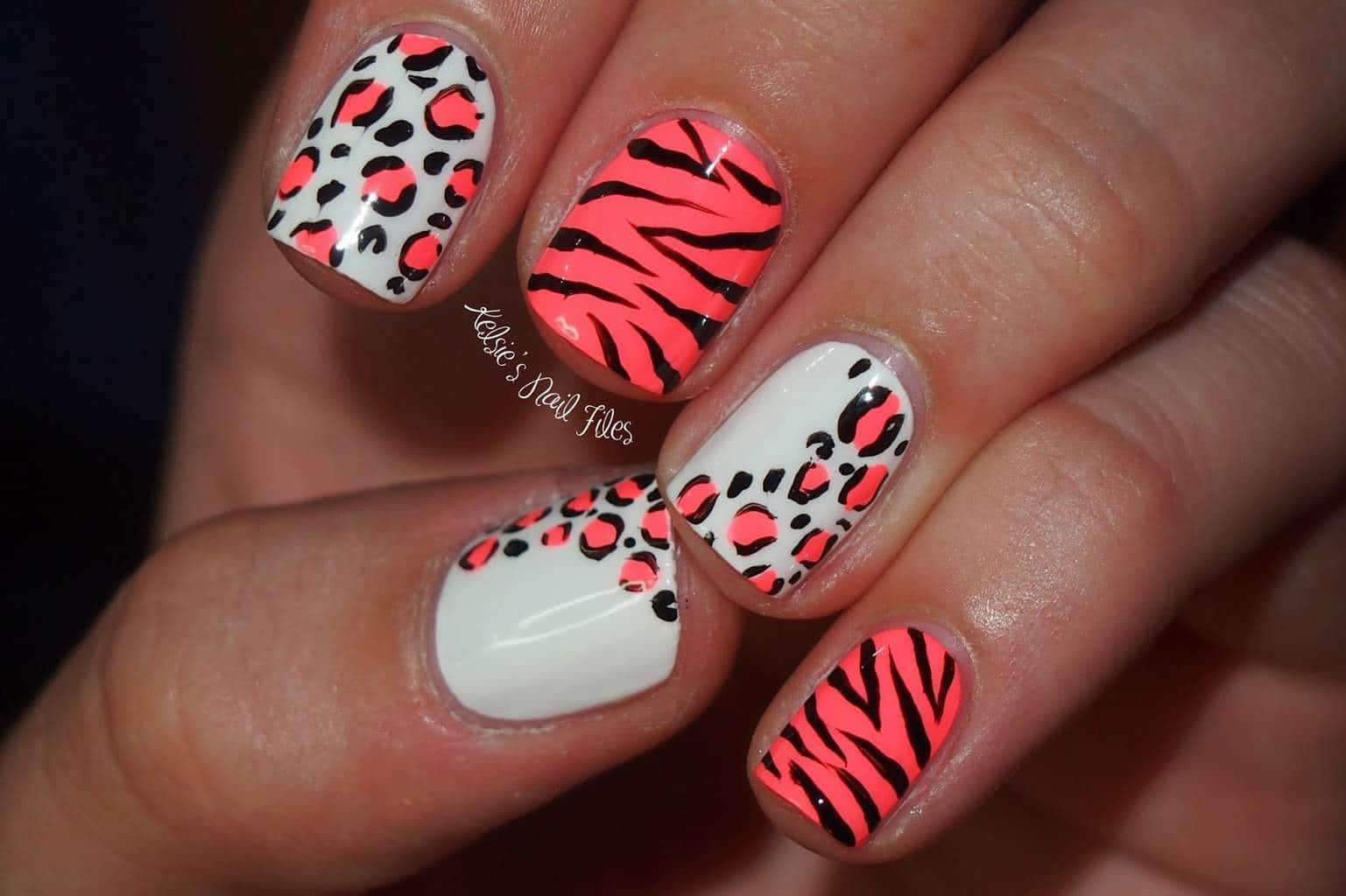 10 Unique Cheetah and Leopard Nail Designs to Try