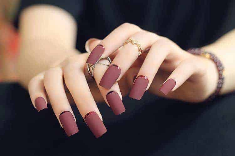 35 Blissful Fake Nail Designs to Try in 2021