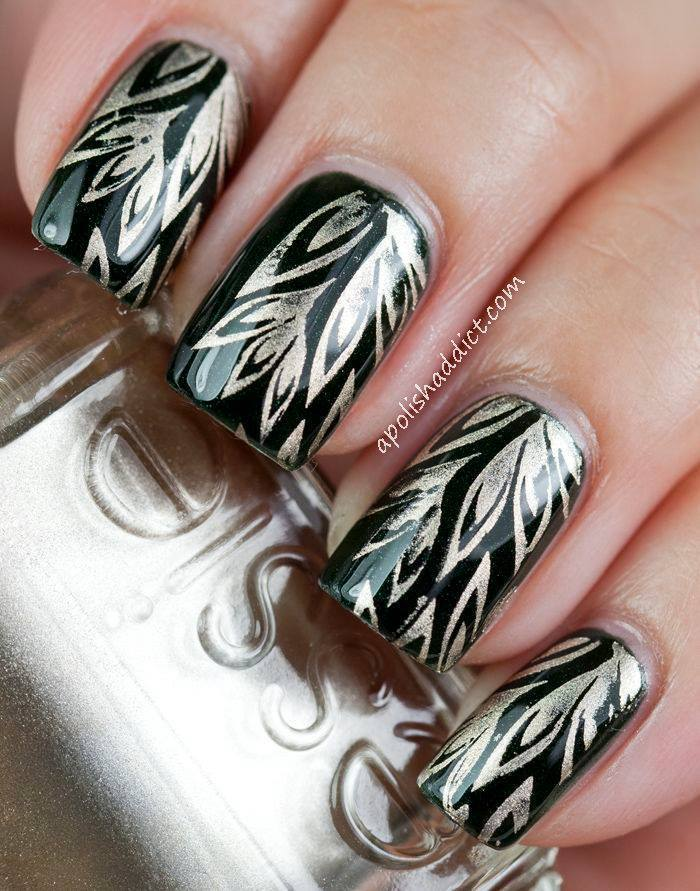 20 ravishing nexgen nails to upscale your style naildesigncode stone color nexgen nail design prinsesfo Choice Image