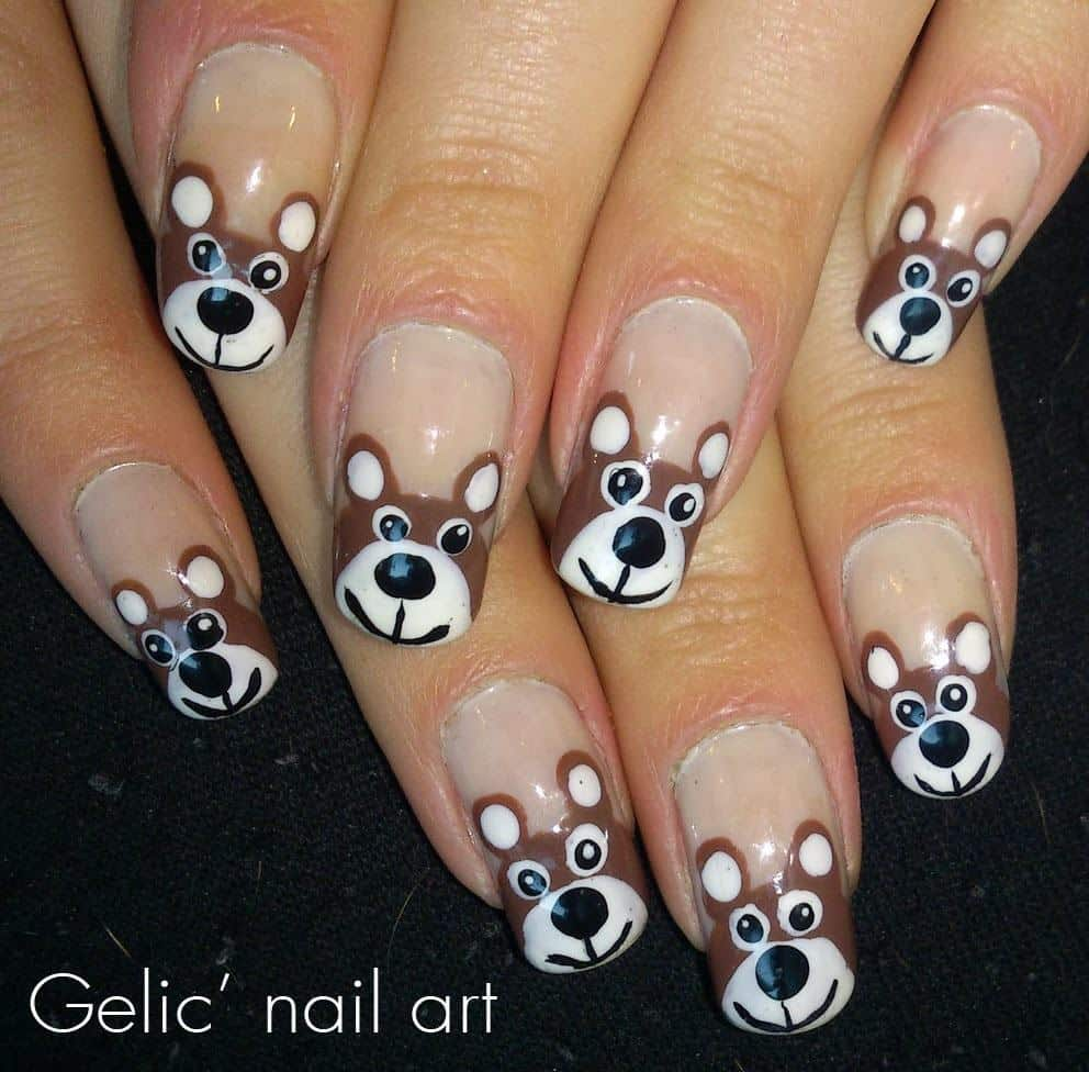 Animal Print Nail Designs: Try Out These 20 Ideas – NailDesignCode