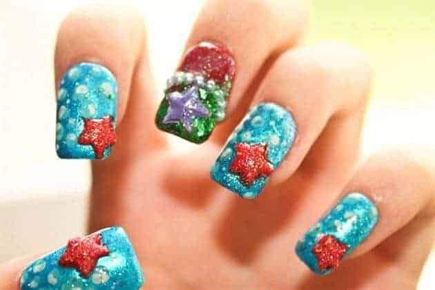 25 Epic Mermaid Nail Designs to Rejuvenate Under The Sea Vibe