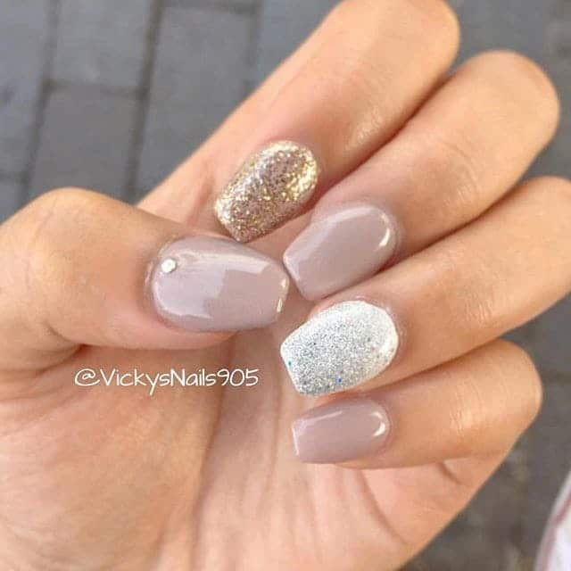fabulous tan nail art