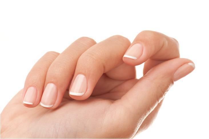 Natural and Healthy Nails