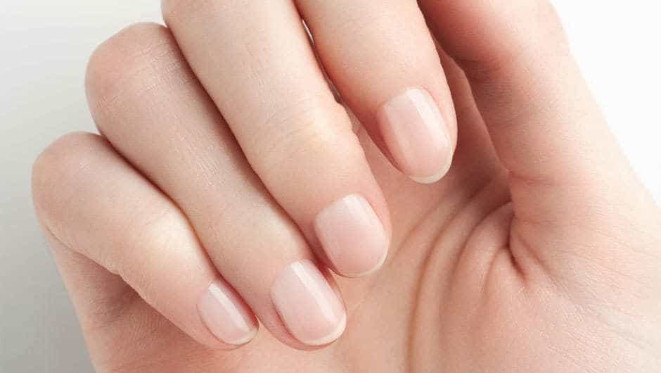 Clean your nail