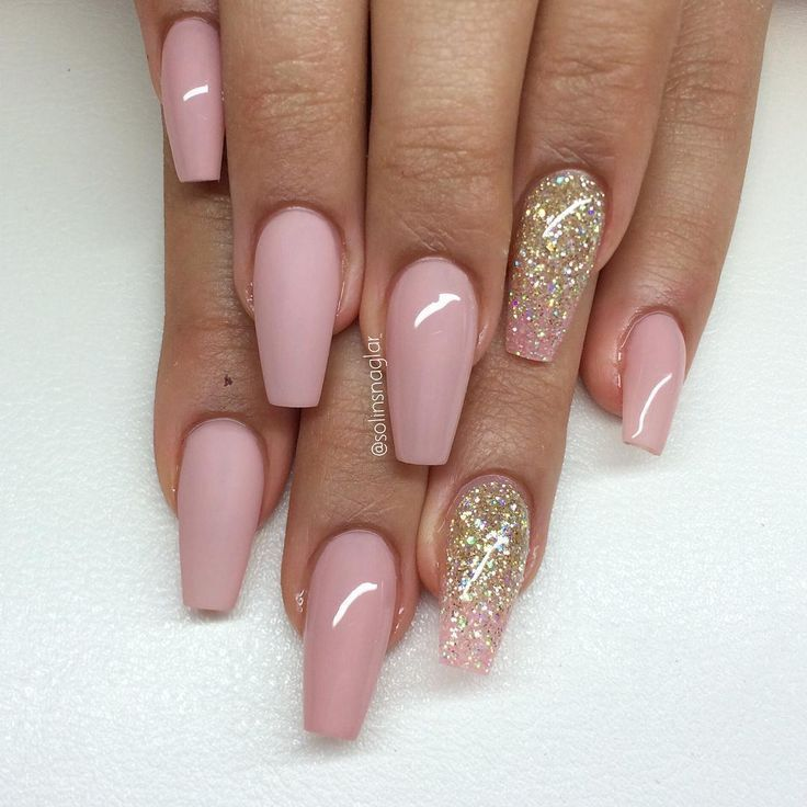 Typical Prom Nails