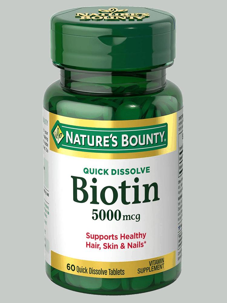 Biotin Pills