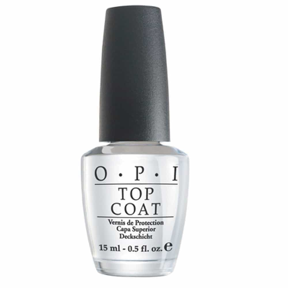 OPI's Top Coat