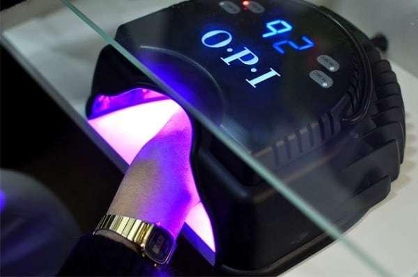 UV Light moisturizer