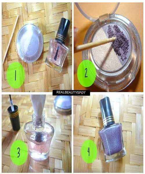 Matte Nail Polish Making Process