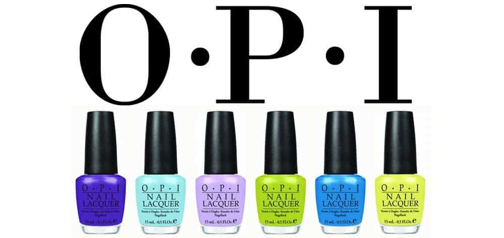 OPI's Nail Lacquer's